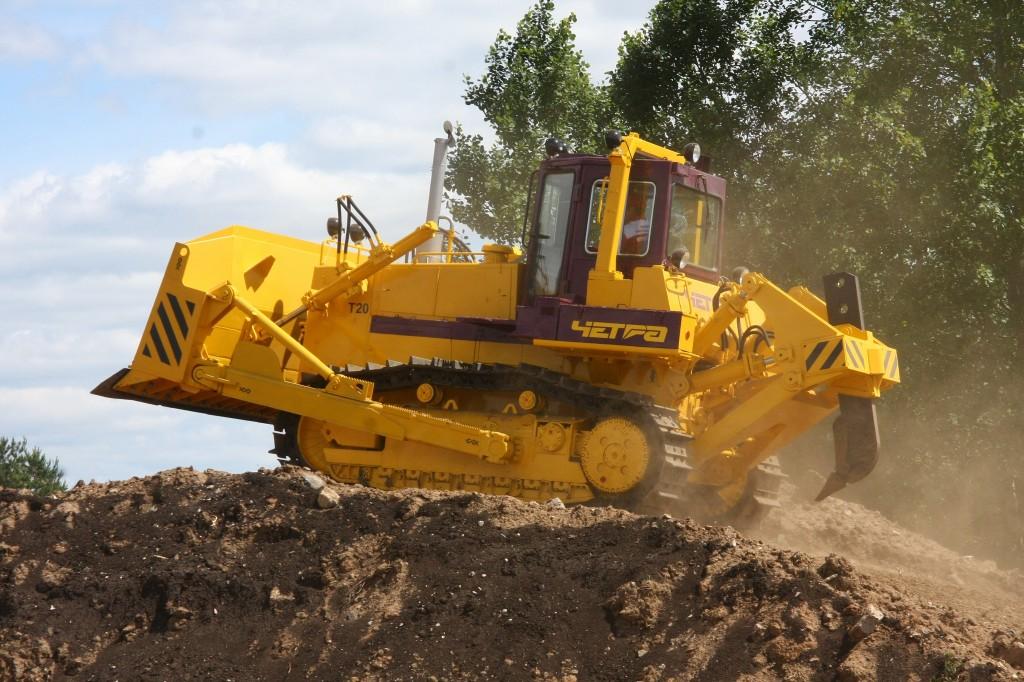 Характеристика бульдозера Т-2001, трактора Т-20.01, Т-20.02, ЧЕТРА ...
