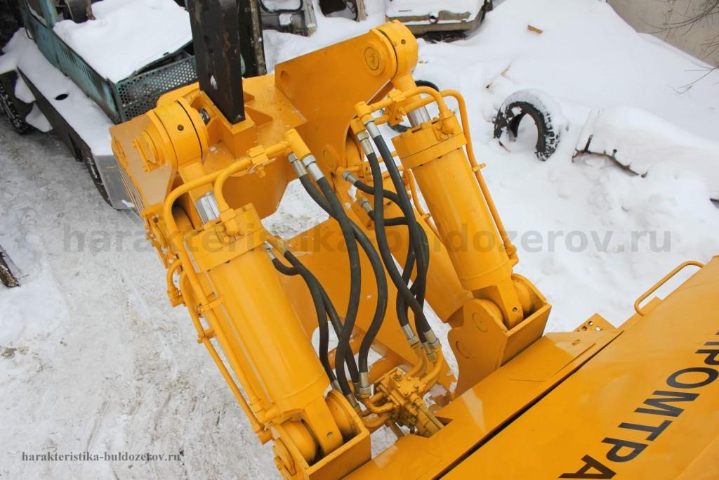 рыхлительное оборудование т 500 гидравлика характеристика бульдозер Т-500 трактор Т-500