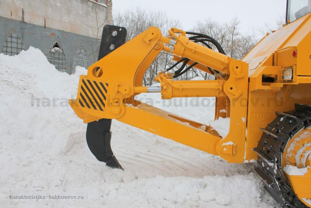 рыхлительное оборудование т 500 характеристика бульдозер Т-500 трактор Т-500