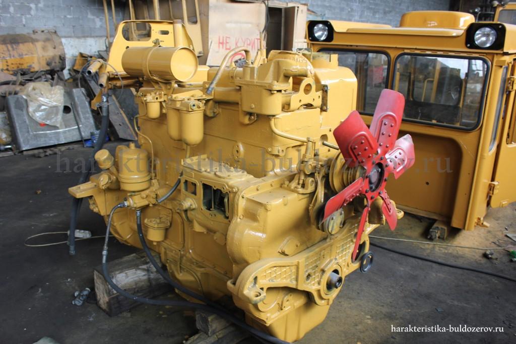 Двигатель Д-160 ЧТЗ