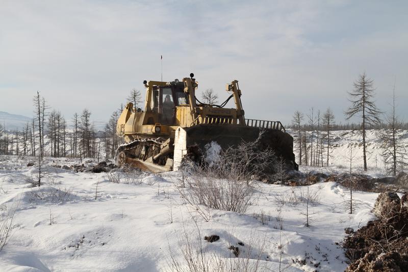 Бульдозер ЧЕТРА Т-40.01.