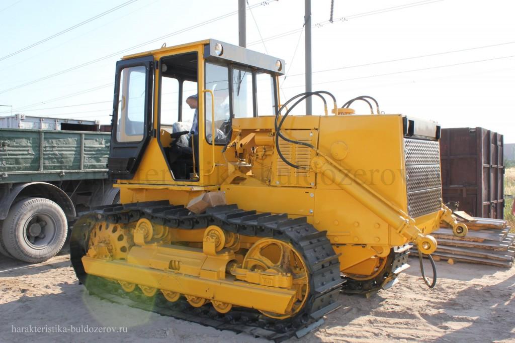 Характеристика Б 170, бульдозер Б-170, трактор Б 170