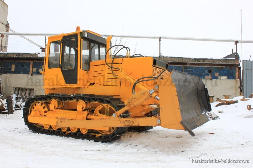 Бульдозер Б-170, Трактор Б-170