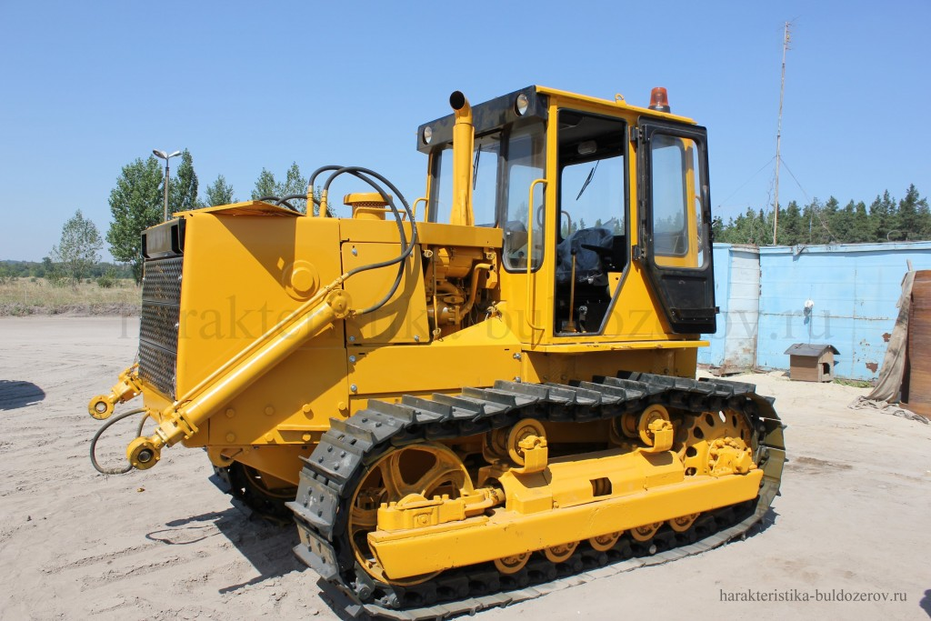 Характеристика Б 170 бульдозер Б-170 трактор Б 170