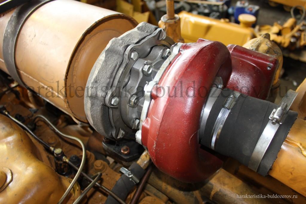 Турбокомпрессор ТКР-11Н3 (92.000-06) Б 170 бульдозер Б-170 трактор Б 170