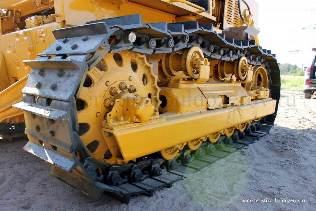 Характеристика ходовой системы Б 170 бульдозер Б-170 трактор Б 170