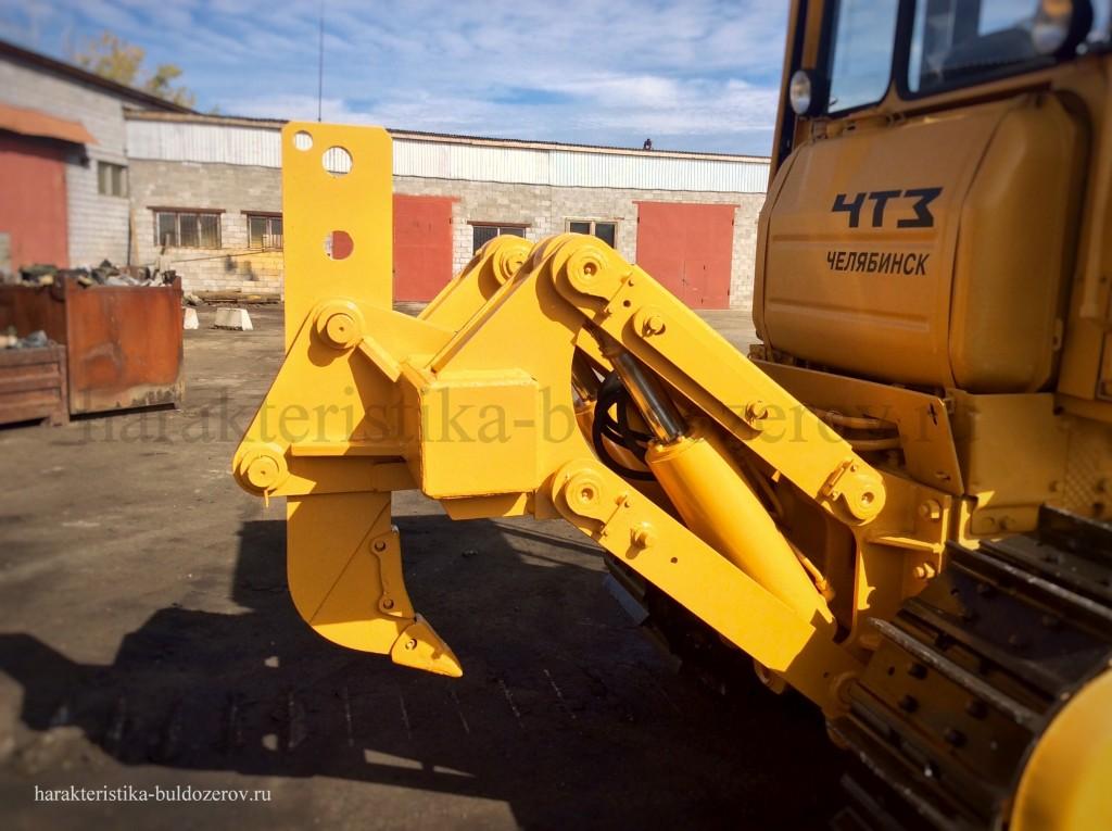 Рыхлительное оборудование Б-170 Характеристика Б 170 бульдозер Б-170 трактор Б 170